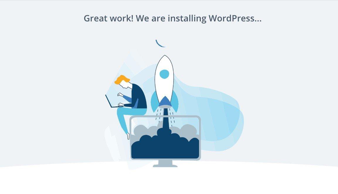 (13) WordPress Auto-Install