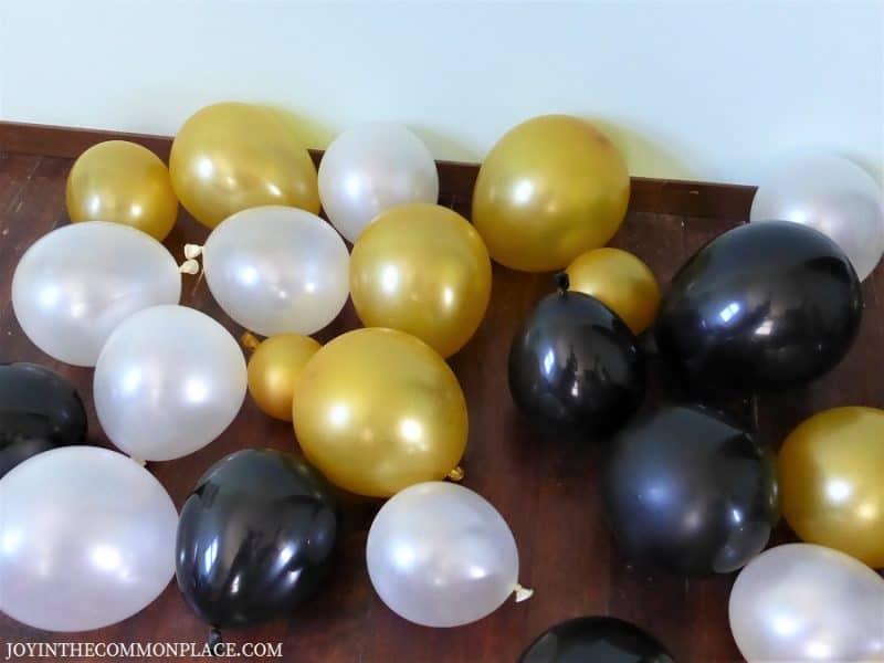 Balloon for Balloon garland