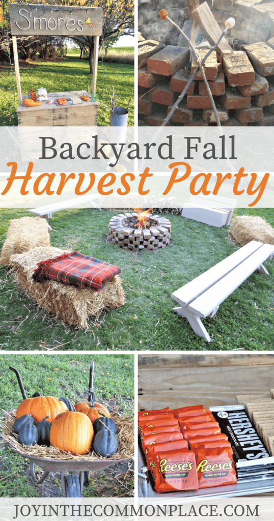 Fall Harvest Party Ideas