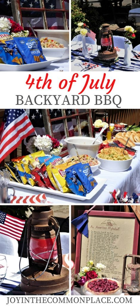 4th of July Backyard BBQ