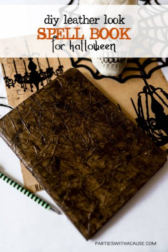 Faux-Leather-Paper-Spell-Book-Halloween-Tutorial-partieswithacause.com-paper-art