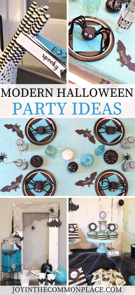 Host a Modern Halloween Party for Kids