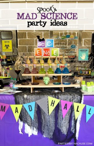 spooky-mad-science-party-ideas-for-Halloween-partieswithacause.com-birthday-theme