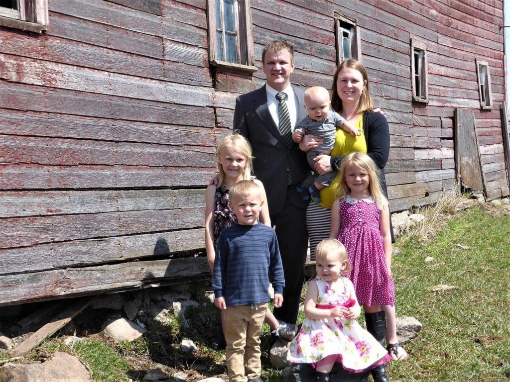 Kinnunen Family Photo