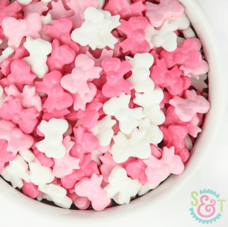 Bow Sprinkles Sweets & Treats