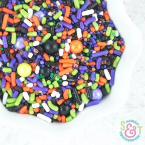 Monster Mash Sprinkles Sweets & Treats