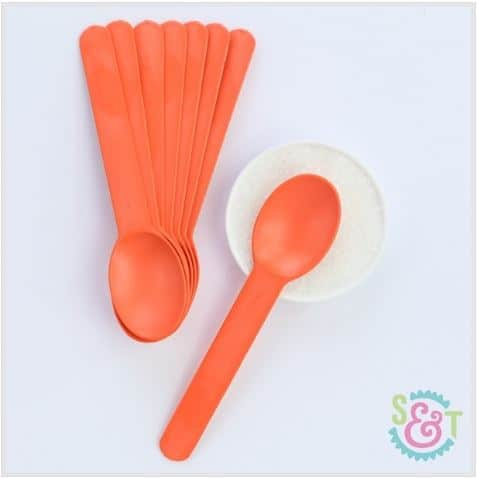 Reusable Spoons from Sweets & Treats