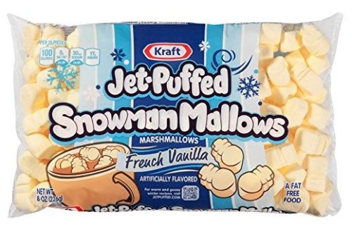 Snowman Marshmallows Amazon Affiliate Link